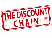 The Discount Chain Stamp