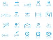 General motor mantenimiento Icon Set 1