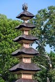 Hindu Temple, Ubud, Bali, Indonesia