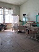 Ruins of Hospital Room