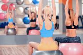 foto of pilates  - Pilates training - JPG