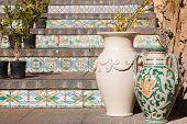 Art Of Ceramic In Sicily
