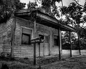 stock photo of north star  - This is an old general store a few minutes north of Hammond - JPG