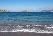 Mountain Fuji and sea