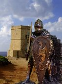 picture of arthurian  - Medieval Knights  - JPG