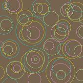 Background Multi Circles