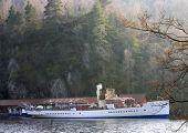 Boat On Loch Katrine 2