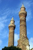 Two Minarets