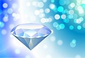 picture of priceless  - Priceless Diamond on Abstract Lens Flare Background Original Vector Illustration EPS10 - JPG