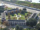 Pentagon Barracks