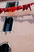 Hanging Clothes, Venice