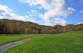 Autumn West Virginia Farmland