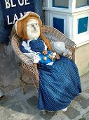 A Stuffed Doll In Hungary