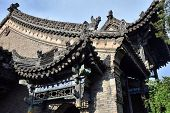 Great Mosque In Metropolis Xi´an In Shaanxi Province In China. poster