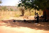Working African Women