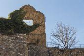 Ghost Town Of Las Menas Of Seron, Abandoned Mining Town Of Las Menas Of Seron, Old Town, Almeria, An poster