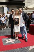 LOS ANGELES - AUG 6: Paul Rudd, Michelle Pfeiffer, Jeff Bridges  as Michelle Pfeiffer was honored wi