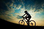 Motociclista-menina