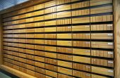 Wooden Archive