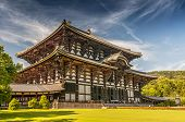 Todaiji Temple Is A Buddhist Temple Complex, That Was Once One Of The Powerful Seven Great Temples,  poster
