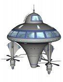 Scifi Spaceship