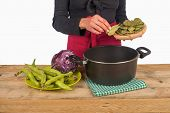 Cooking With Bay Leaves