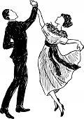 Vintage Dancing Couple.eps