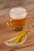 Beer With Hot Pepper