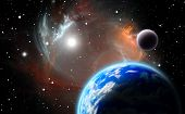 Otro sistema planetario