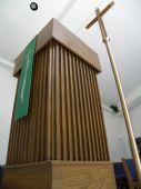 Liturgical Church Pulpit
