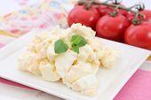 salad of eggs