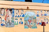 raffiti on wall of little Havana