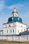 Abalak. Sacred Znamensky temple