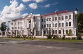 Tobolsk State Socio-educational Academy Of Mendeleev. Siberia. Russia