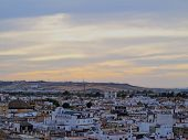Seville Cityscape, Spain