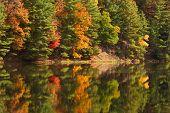 Watoga Lake Autumn