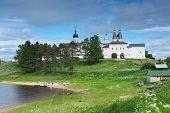 Ferapontovo monastery in Vologda region, Russia