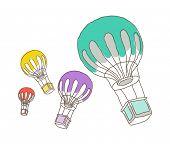 icon balloon