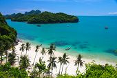 picture of south east asia  - Angtong island - JPG