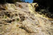 Volcanic landscape of Waiotapu