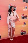 LOS ANGELES - MAY 1:  Mya at the 1st iHeartRadio Music Awards at Shrine Auditorium on May 1, 2014 in