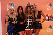 LOS ANGELES - MAY 1:  Lauren Bennett, Natasha Slayton, Emmalyn Estrada, Paula Van Oppen at the 1st i