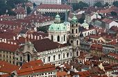 image of saint-nicolas  - Czech republic prague  - JPG