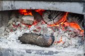 picture of braai  - cooking - JPG