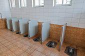 Public Toiler
