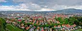 Panoramic View Of Maribor