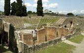 Pompei. Theater.
