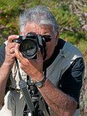 Photographer Shooting Photographer
