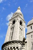 Basilica Of The Sacred Heart (basilique Du Sacre-coeur), Paris
