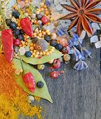 Types Of Spices